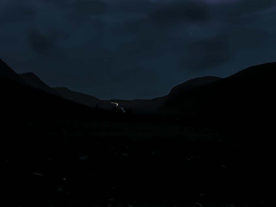 Fine art night landscape photography, magical Newfoundland @SteveGiovinco