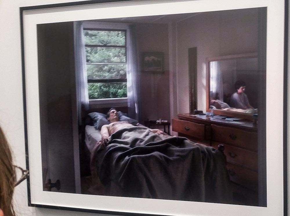"""Gregory Crewdson at Gagosian Gallery, Chelsea, """"Cathedral of the Pines"""": Crystallizes Film, Photography, Painting"""